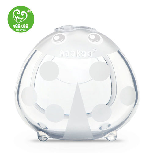 Picture of Ladybug Silicone Breast Milk Collector (75ml)