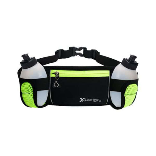 Picture of Junletu Hydration Running Belt With 280ml Bottles