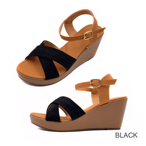 Picture of VERN'S Slingback Wedges Sandals - S33019610