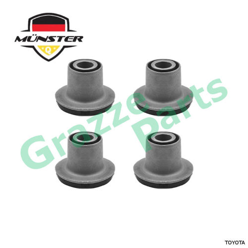 Picture of Münster Steering Rack Rubber Bush Set Toyota Alphard ANH10 ANH15 ANH20 MNH10 MNH15 Estima ACR30 ACR40 MCR30 MCR40