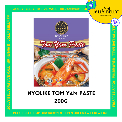 Picture of Nyolike Tom Yam Paste